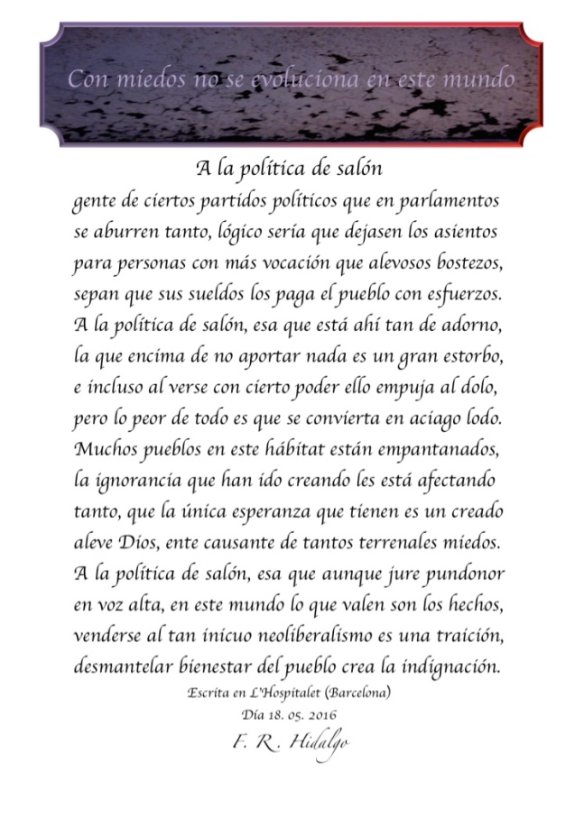 F. R . Hidalgo A la política de salón .jpg