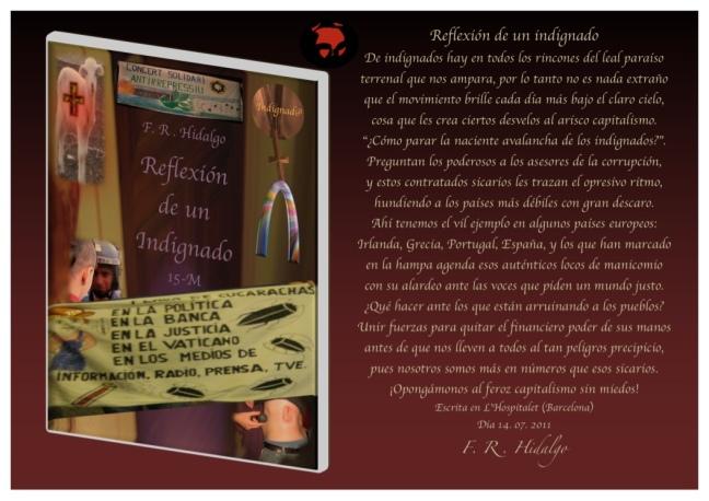 F. R. Hidalgo Reflexión de un Indignado 15-M .jpg