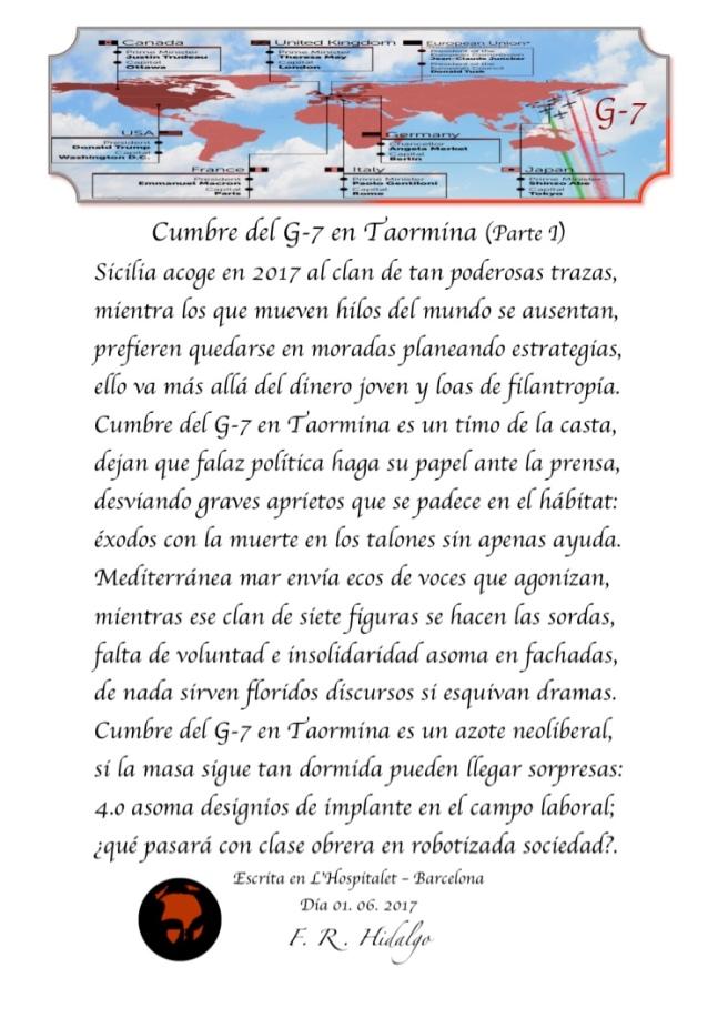 F. R . Hidalgo Cumbre del G-7 en Taormina .jpg