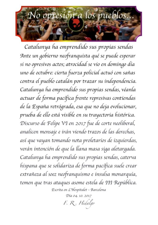 F. R . Hidalgo Catalunya ha emprendido propias sendas .jpg