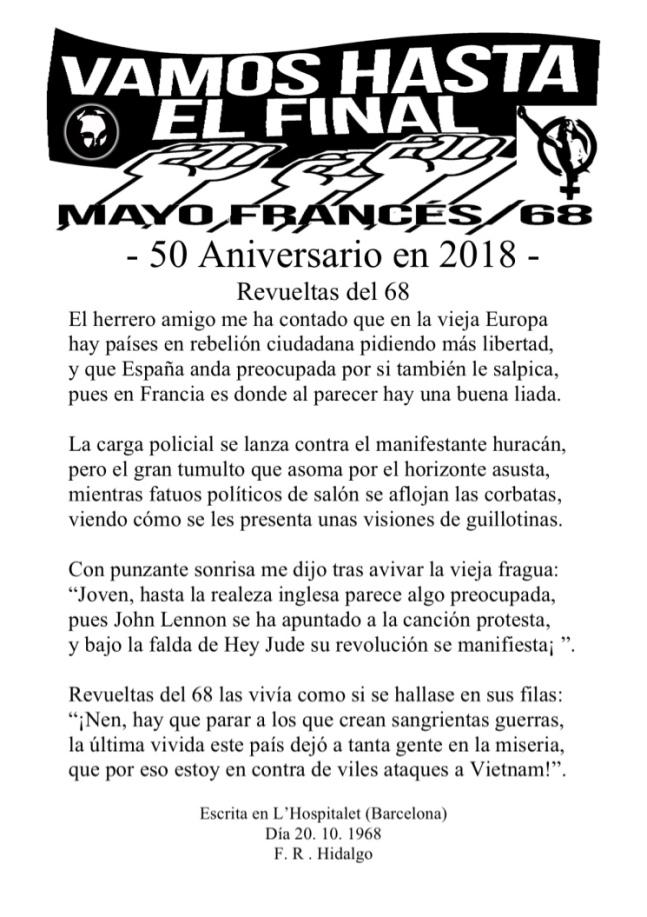 Mayo del 68 - 50 Aniversario en 2018 - .jpg